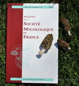 Le Tome 126, fascicules 3&4, un ouvrage indispensable à tous les passionnés de morille !
